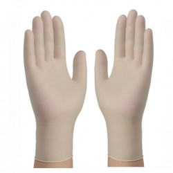 Comfort Plus Latex Examination Gloves Powder-Free, X-Small