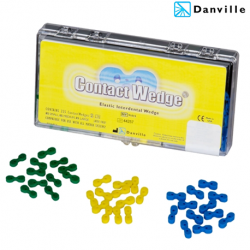 Danville Contact Wedge Kit Small, Medium, Large 85  #91015