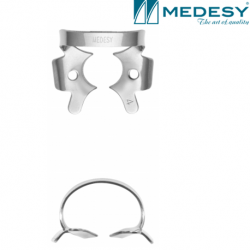 Medesy Rubber Dam Clamp #5595 For Upper Molars