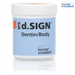 Ivolcar IPS InLine Cervical Dentin D2/D3 20G #IVO 593242