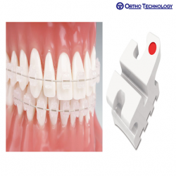 Ortho Technology Reflections Roth RX V-Slot (10 Brackets/Pack)