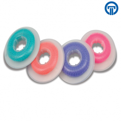 Ortho Technology Power Chain Long Clear 15 Per Spool