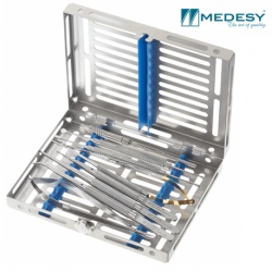 Medesy Micro Surgery Kit - Soft Tissues #1672/2