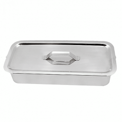 Sterilization Tray, Lid with Knob L230 X W130 X H50mm