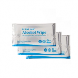 Alcohol Wipes, 20x30cm, Lint Free (50/Pack)