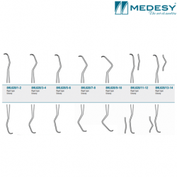 Medesy Curette Gracey Rigid Type  #628