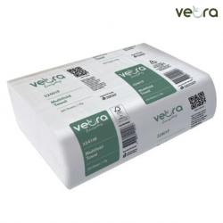 Veora Everyday Multifold Towel 1-PLY, 230mm x 220mm (200pcs/pack, 20pks/carton)