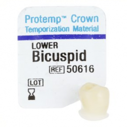 3M Protemp™ Crown Temporization Material Refills Bicuspid (Premolar) Lower