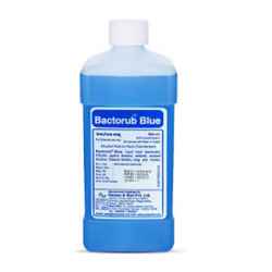 Bactorub Blue Hand Sanitizer,500ml -20 bottles/carton