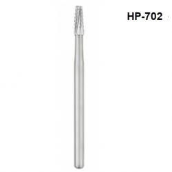 SS White Carbide Bur Straight Fissure HP Size 016 x 10 pcs (#14889)