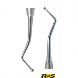 R&S Double-ended Ball Burnisher