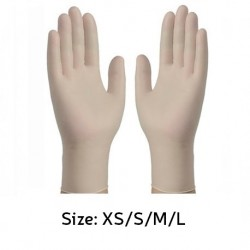 Comfort Plus Latex Examination Gloves Powder-Free (Per Box)