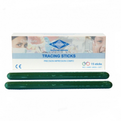 Kemdent Green Tracing Stick, 15'/Box
