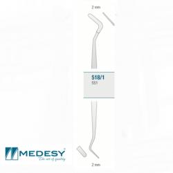 Medesy Plastic Filling Instrument #518/2