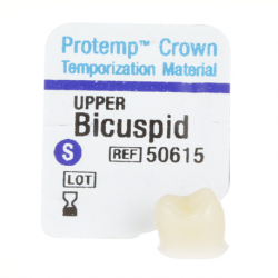 3M Protemp™ Crown Temporization Material Upper Bicuspid (5pcs/Kit)
