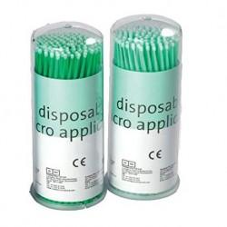 Premium Plus Microbrush Applicators, 400pcs/Box, Fine