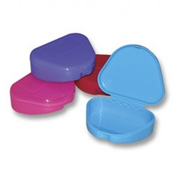 Retainer Boxes, Assorted colours (12 pcs/bag)