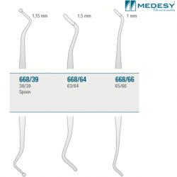 Medesy Excavator Spoon #668