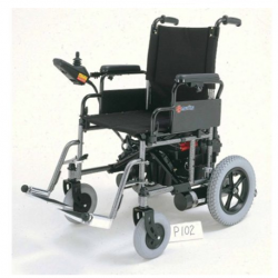 Omni-Mobile Power Wheelchair P102