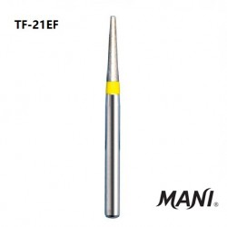 Mani Diamond Bur (TF-21EF), Extra Fine, 5 pcs/pack