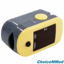 CHOICEMMED Fingertip Pulse Oximeter (LED Display)