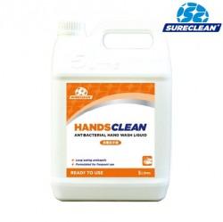 HandsClean Antibacterial Hand Wash Liquid 5L