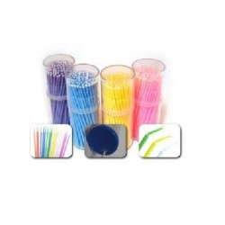 Microbrush Applicator, Fine, 1.5mm (400pcs/Box)