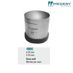 Medesy Amalgam And Bone Well #4890