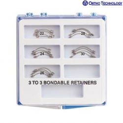 Ortho Technology Bondable Lingual Retainers Kits