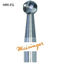 Meisinger Tungsten Carbide bur HM1.FG (5pcs/pack)