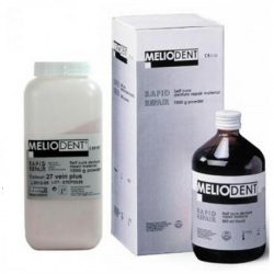 Kulzer Meliodent Rapid Repair Powder & Liquid