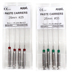 Mani Paste Carrier (4 pcs/pack) 25mm