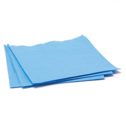 Autoclaving sterlization crepe paper 50cm x 50cm Blue (500sheets x 2rims)