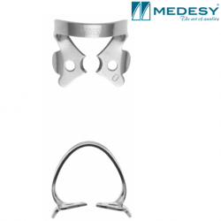 Medesy Rubber Dam Clamp #5595 For  PreMolars
