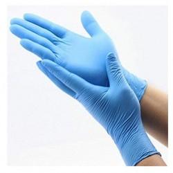 Triguard Nitrile Examination Gloves, 100pcs/box, L size