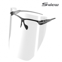Reusable Face shield SView Hygenic Mask,1 unit/box