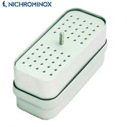 Nichrominox Basic Compact Endo Box, Aluminium