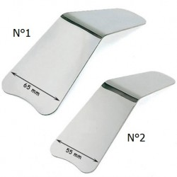 Nichrominox Dental photography mirror, Metalic Photo Blade