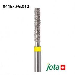 Cylindrical Diamond Bur, Extra Fine (841EF)