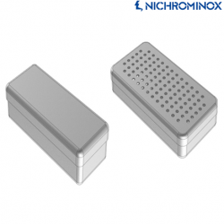 Nichrominox Stainless Steel Boxes-For Storage and Sterilization