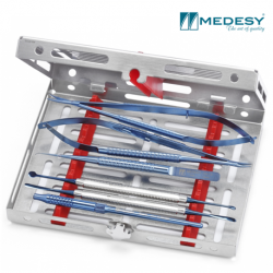 Medesy Micro Periodontal Surgery Kit #1671/7