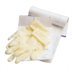 Sterile Surgical Gloves Powdered, 50 pairs/box
