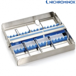 Nichrominox Flexi Clip Tray/Cassette for Holding the instrument