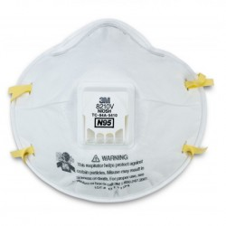 3M™ 8210V N95 Particulate Respirator Mask (Box of 10)