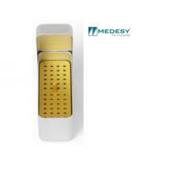 Medesy Endodontic Box Aluminium Small #997