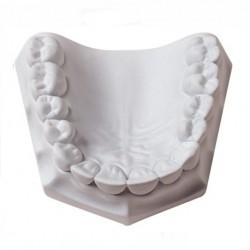 Orthodontic Plaster Super-White Dental Plaster, 22 Kg