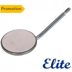 Elite Mouth Mirror Front Surface # 4 (12 pcs/box)
