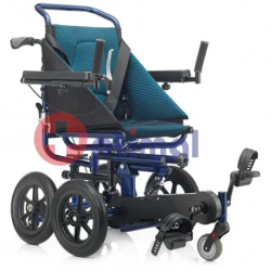 Paddle WheelChair For Patient with Mobility Issues