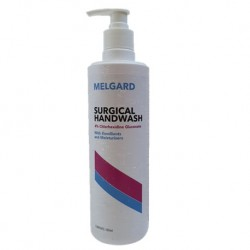Melgard Surgical Handwash, 4% Chlorhexidine Gluconate, 500ml
